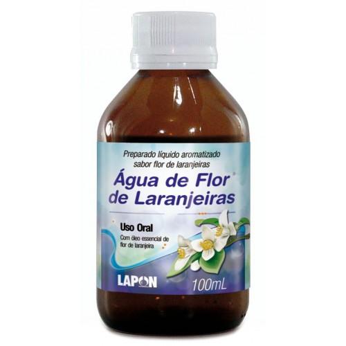 AGUA DE FLOR DE LARANJEIRAS 100ML