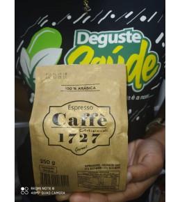 CAFÉ 1727 DA CHAPADA MOIDO SEM AGROTOXICOS E NEM PESTICIDAS 250G