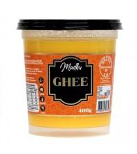 Manteiga Ghee 400g Tradicional Clarificada Madhu Bakery Sem gluten
