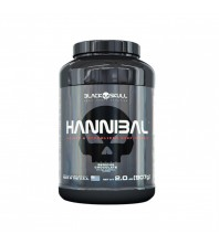 Hannibal Black Skull Beef Protein - 907g - Chocolate - Proteína da carne