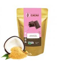Chocolate 70% Cacau Cru e Orgânico PREMIUM  150G - Planeta Cacau