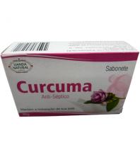 SABONETE NATURAL DE CURCUMA LIANDA 90G