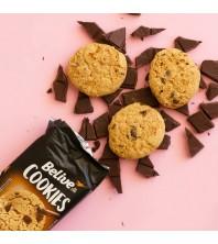 Cookie Baunilha com Chocolate sem Glúten sem Lactose Belive 34g