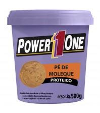 Pé de Moleque Proteico (500g) Power1One
