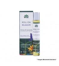 Óleo de Massagem Relaxante Roll on (Arnica e Lavanda) - WNF - 10ml
