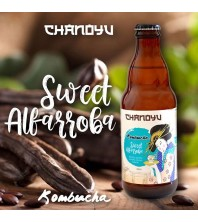 Kombucha ALFARROBA 300ml - Chanoyu