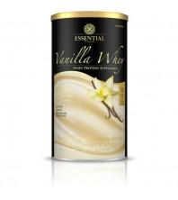 Vanilla Whey 450g Hidrolisado e Isolado sabor Baunilha - ESSENTIAL