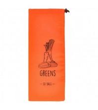 So Bags Greens LARANJA Conservador de Alimentos