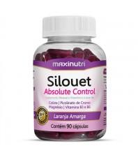 Silouet Absolute Control LARANJA AMARGA 90 Cápsulas - Maxinutri