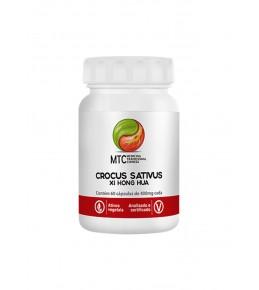 Crocus Sativus MTC ( Xi Hong Hua Saffron ) 60 capsulas - Vitafor 150MG