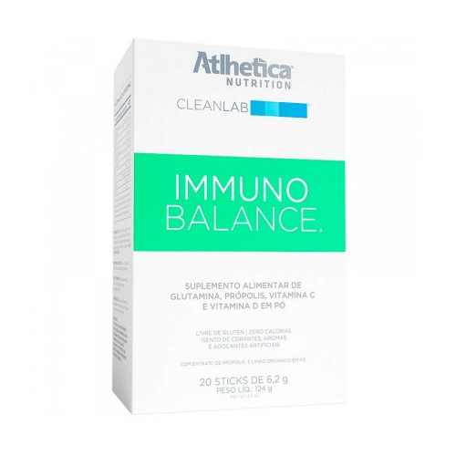 Immuno Balance Cleanlab (20 saches) - Atlhetica Nutrition