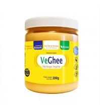 VeGhee 200g - Manteiga Ghee Vegana Com Sal Rosa Do Himalaia - Sem Lactose