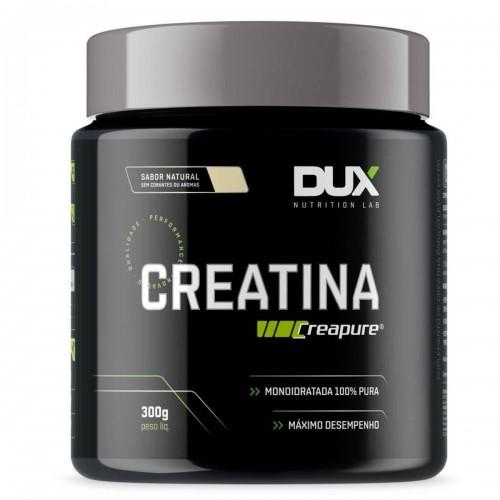 CREATINA DUX NUTRITION POTE 300G COM SELO CREAPURE