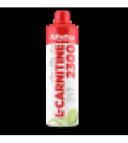 L-Carnitine 2300 + VITAMINA B5 960ml - Atlhetica Nutrition ZERO CALORIAS SABOR MAÇÃ VERDE