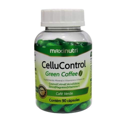 Cellucontrol Green Coffee 90 CAPSULAS Maxinutri