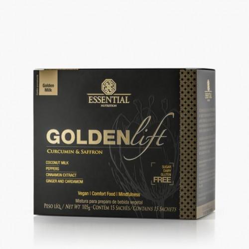 GOLDEN LIFT BOX ESSENTIAL 105g - c/ 15 sachês de 7g