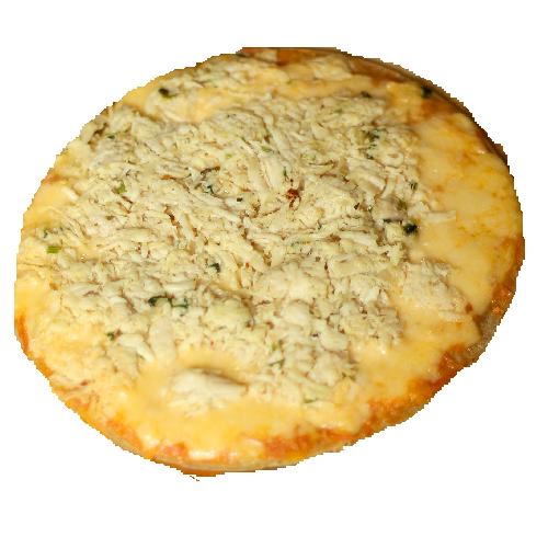 Pizza lowcarb frango COM COLÁGENO GULA FIT