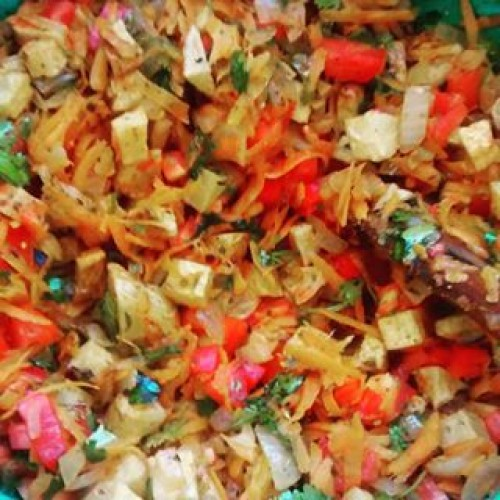 MIX DE VEGETAIS DESIDRATADOS PARA SOPA ( mandioquinha, abobora, beterraba, batata doce )