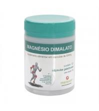 Magnésio Dimalato 500mg 120 Cápsulas - MEISSEN