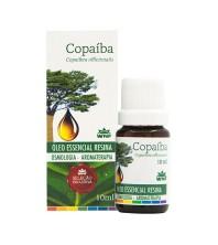 Óleo Essencial PURO Resina Copaíba WNF - 10ml ( COPAIFERA OFFICINNALIS )