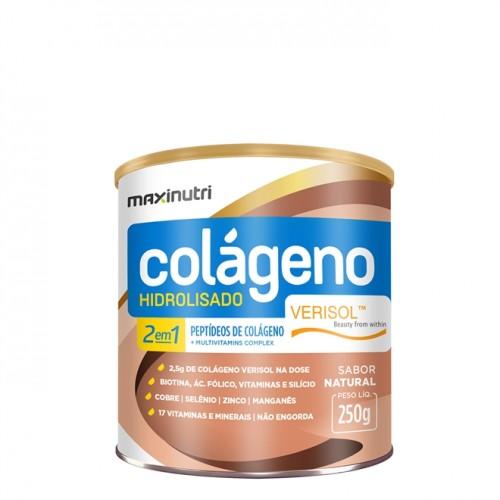 Colágeno Hidrolisado Natural Verisol 250g - Maxinutri