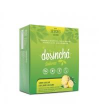 Desinchá Abacaxi Com Limão Siciliano 30 Sachês - Desinchá