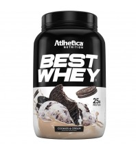 BEST WHEY PROTEIN 900G SABOR COOKIES E CREAM ATLHETICA