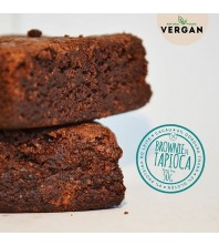 Brownie de Tapioca VERGAN NATURAL FOODS 50G