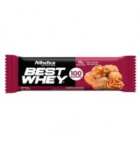 Barra Proteica Best Whey - 30g Churros - Atlhetica Nutrition