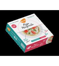 Pizza de MARGUERITA SEM GLUTEN ZERO LACTOSE com 30g Proteina 2 unidades 250g LIKE FIT