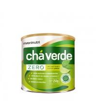 Chá Verde Solúvel Limão Zero 250g - Maxinutri