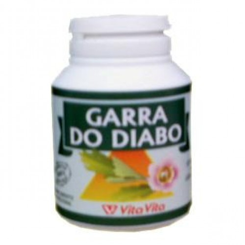 GARRA DO DIABO 350MG 50 CAPSULAS VITA VITA