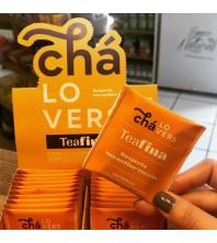 CHA LOVERS TEAFINA CAIXA COM 60 UNIDADES
