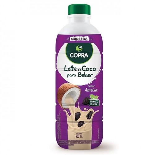 Leite De Coco Pronto Para Beber Ameixa 900ml - Copra