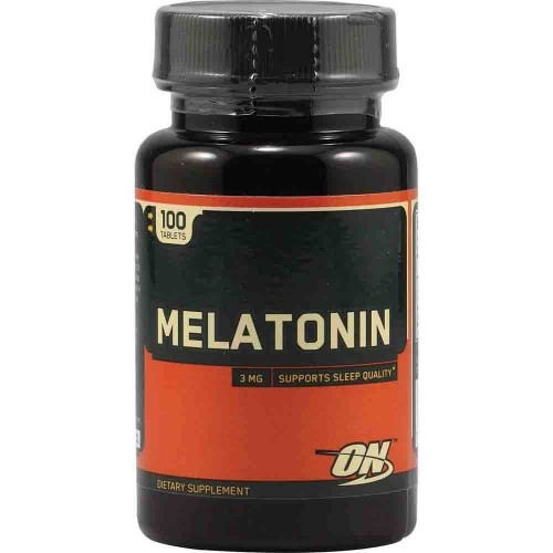 MELATONINA OPTIMUM 3MG 100 TABLETS