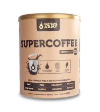 SUPERCOFFEE Caffeine Army 220G TERMOGÊNICO