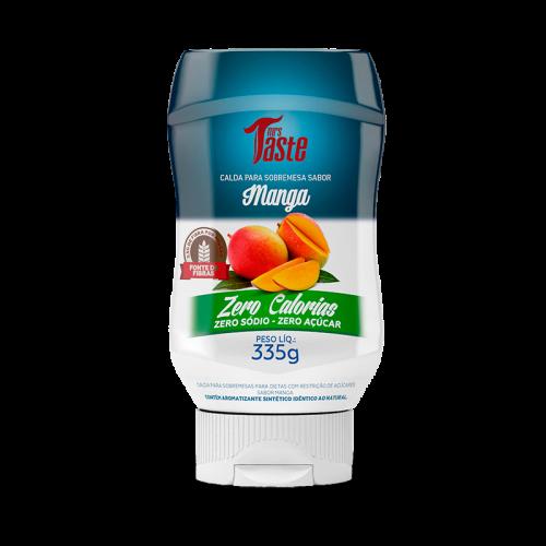 Calda de MANGA (335g) Mrs. Taste ZERO