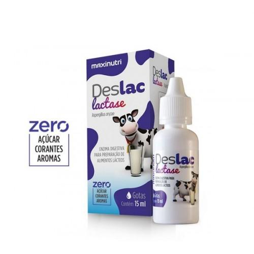 Deslac Lactase gotas 15ml - Maxinutri