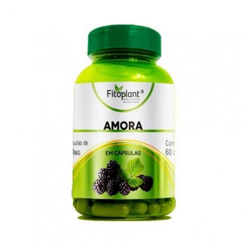 Amora 600mg 120 capsulas Fitoplant