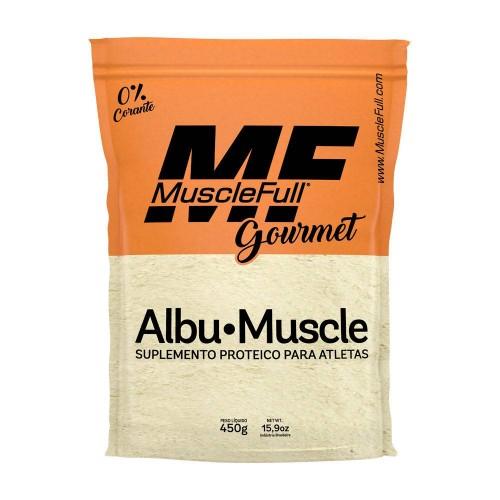 Albumina Albu-Muscle GOURMET - 450g - MuscleFull