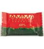 AMMA CHOCOLATES ORGÂNICOS - SEM LACTOSE - SEM GLÚTEN - ALTA QUALIDADE SQUARE 60% amargo 5g