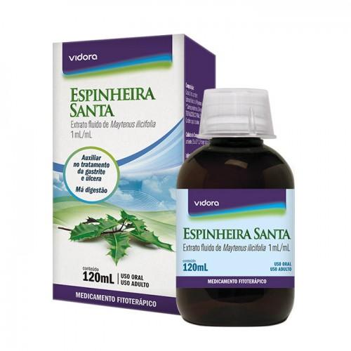 ESPINHEIRA SANTA LIQUIDA 120ML - VIDORA