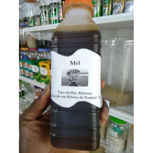 Mel de abelha africana Puro e Orgânico direto do produtor 500ml