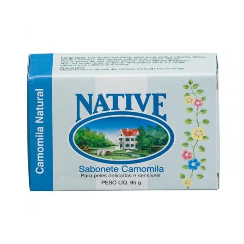 SABONETE DE CAMOMILA NATIVE
