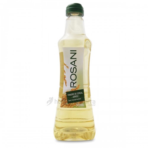 VINAGRE DE ARROZ ROSANI 500ML