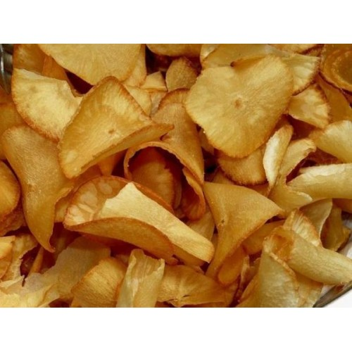 MANDIOCA CHIPS NATURAL (AIPIM)