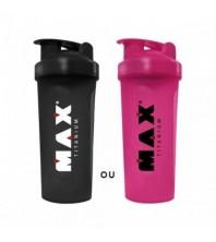 Shaker (coqueteleira) 1 dose - Max Titanium - 700 ml